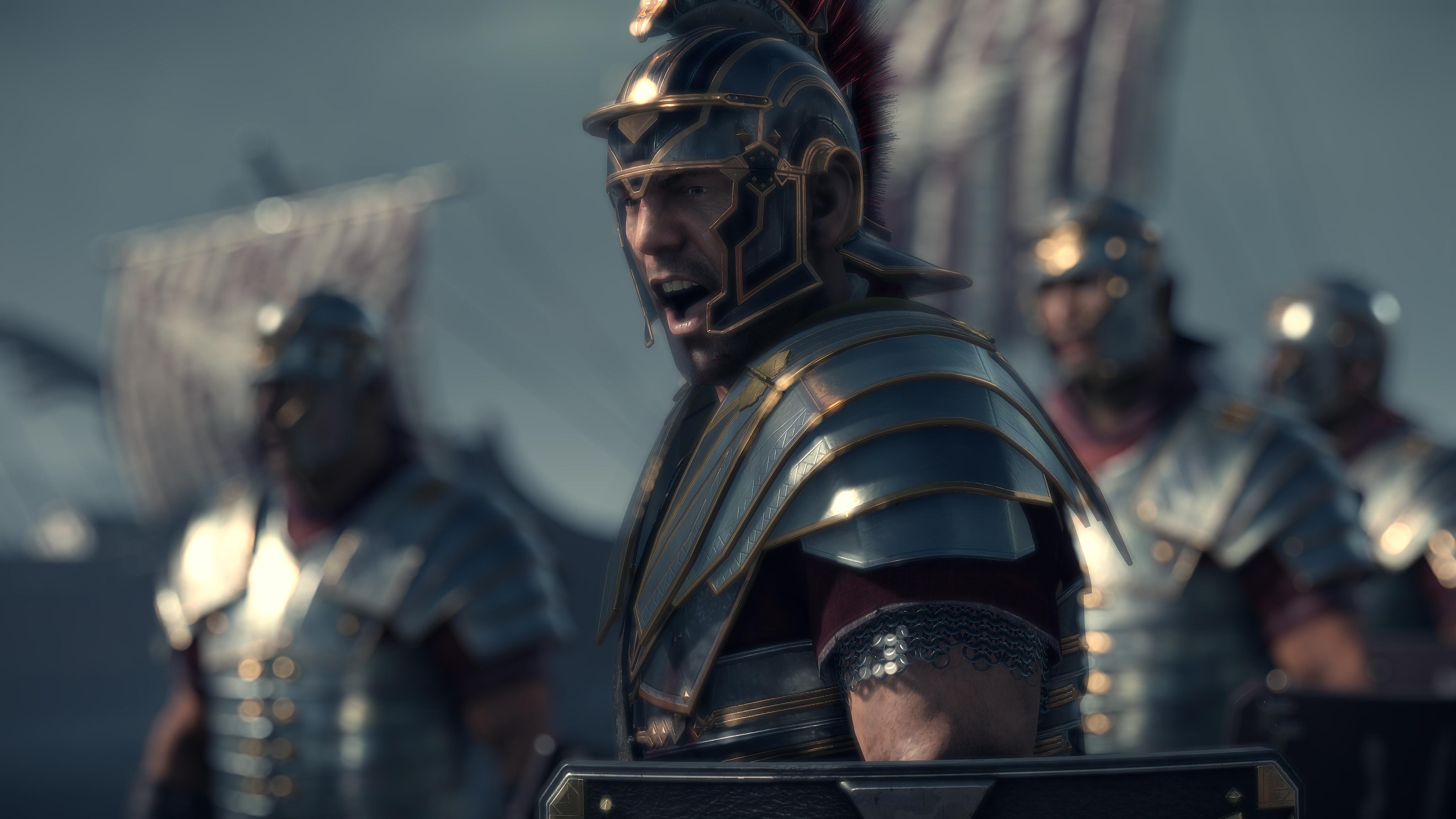 Nuevos detalles de Ryse: Son of Rome