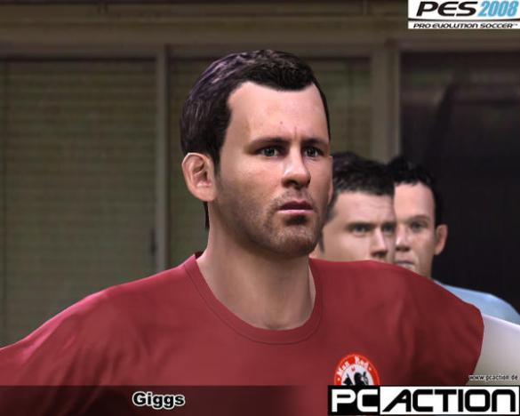 Giggs PES 2008
