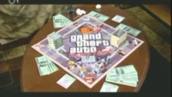 Juego de mesa GTA