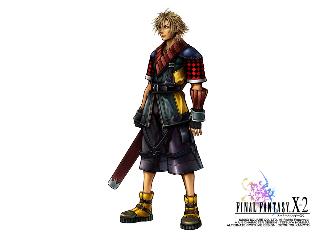 Final Fantasy Lenne And Shuyin Los Personajes de Fina...