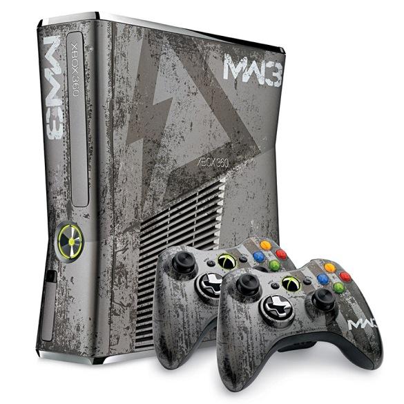 Ediciones especiales de Xbox 360
