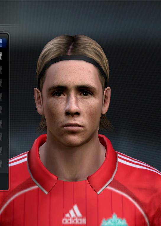 Fernando Torres PES 2008