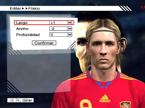Fernando Torres PES 2009