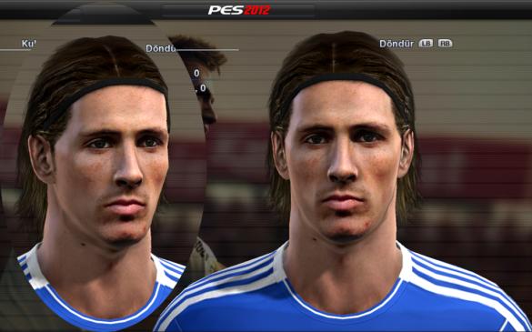 Fernando Torres PES 2012