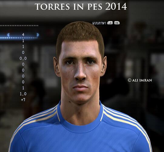 Fernando Torres PES 2014