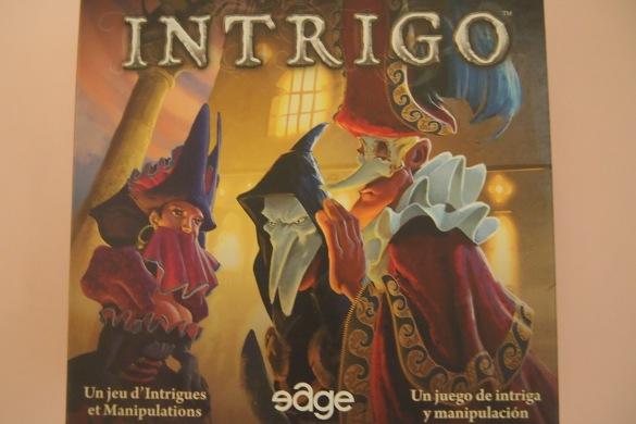 Caja Intrigo