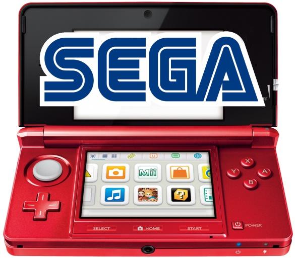 Sega 3DS