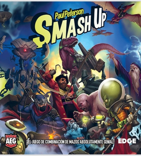 Smash Up Edge