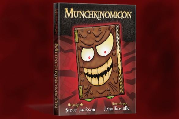 Munchkinomicón: nueva expansión de Munchkin a la vista