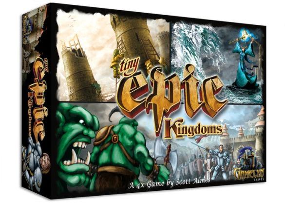 Así será Pequeños Grandes Reinos, el próximo mini-juego de Homoludicus