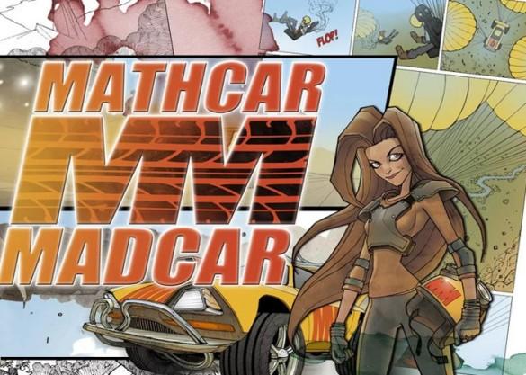 Mathcar Madcar