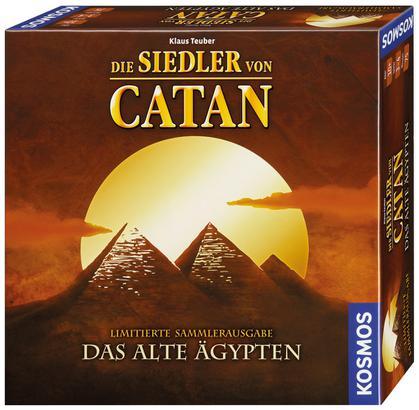 Catan Egipto