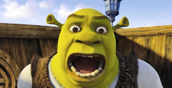 Shrek League of Legends