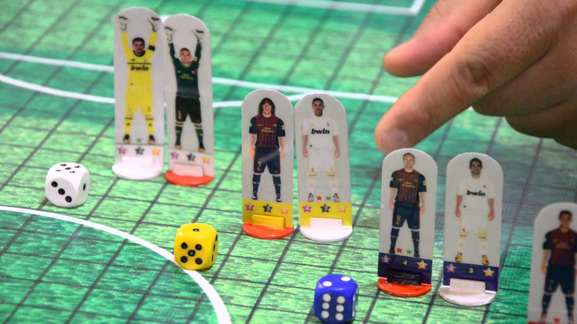 Consola y tablero super dt una nueva forma de demostrar for Flashpoint juego de mesa