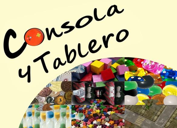 Logo Consola y Tablero