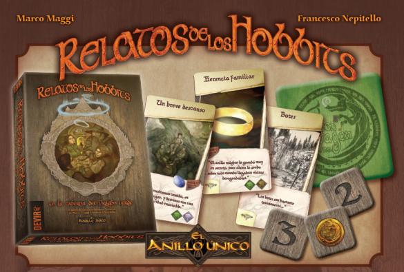 Relatos de los Hobbits