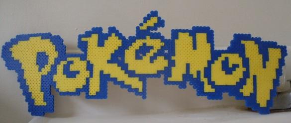 Hama Beads de Pokémon
