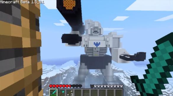 Minecraft Megatron