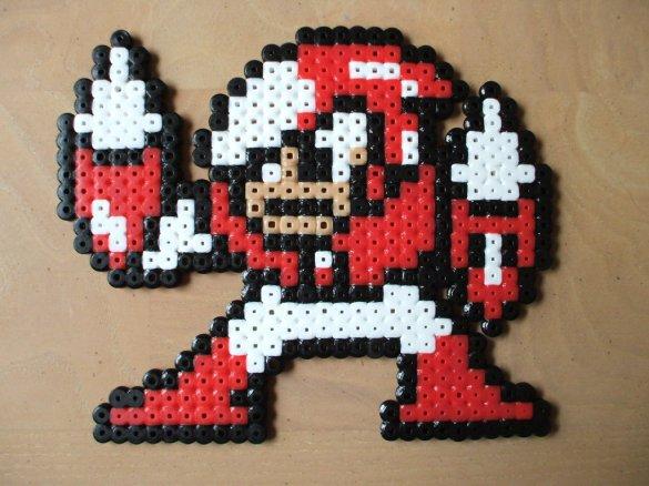 Hama Beads Crashman
