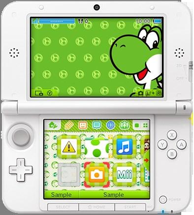 Nintendo 3DS Fondos