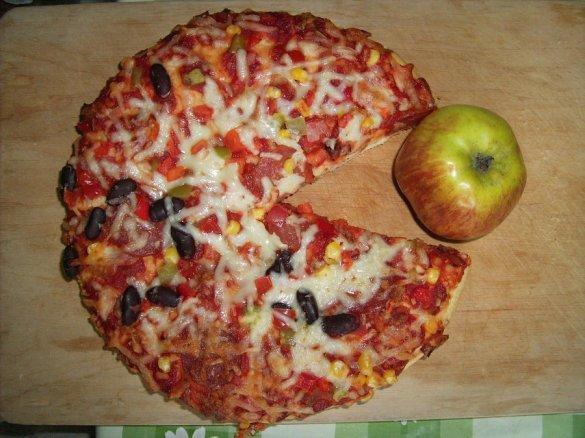 Pizza Pac Man