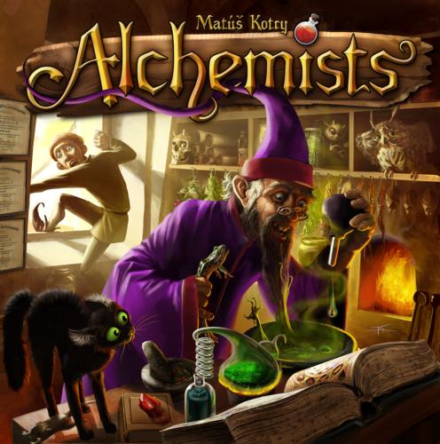 Alchemists juego