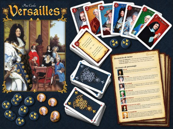 Versailles juego