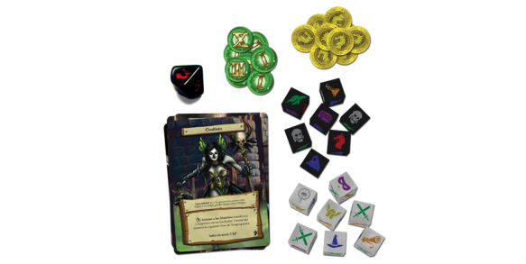 DUNGEON ROLL JUEGO