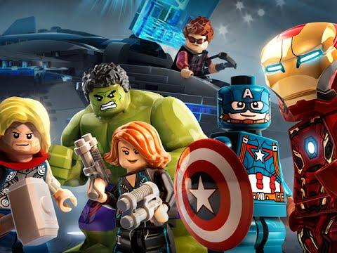 Lego Marvel´s Avengers