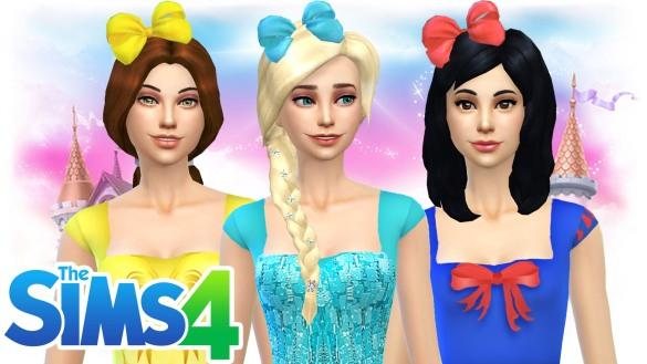 Los Sims Disney