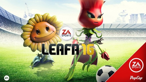 Plants vs Zombies FIFA 16