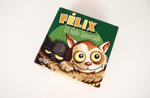 Félix El Gato Encerrado