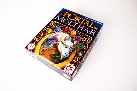 Vídeo tutorial El Portal de Molthar