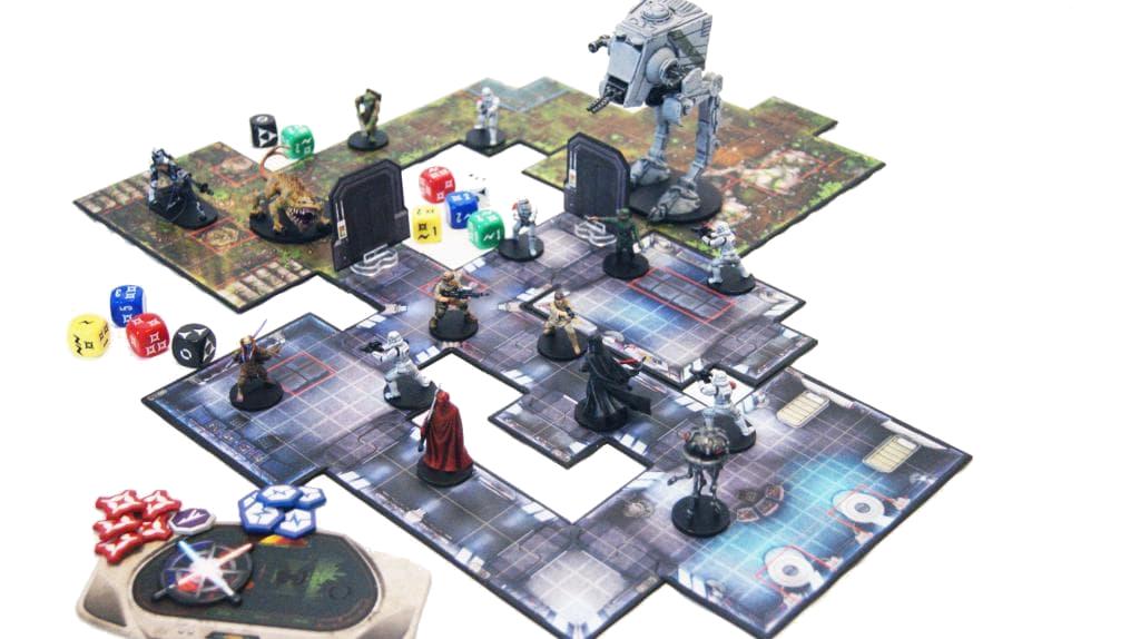 star wars en versi n juego de mesa i consola y tablero