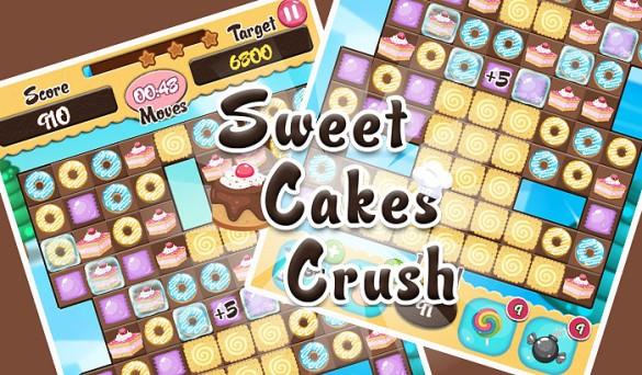 Sweet Cakes Crush