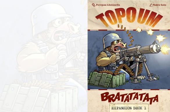 Topoum expansion
