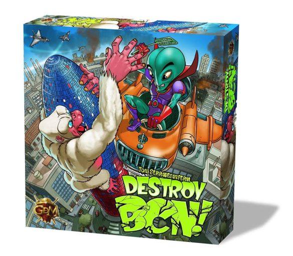 Destroy BCN!