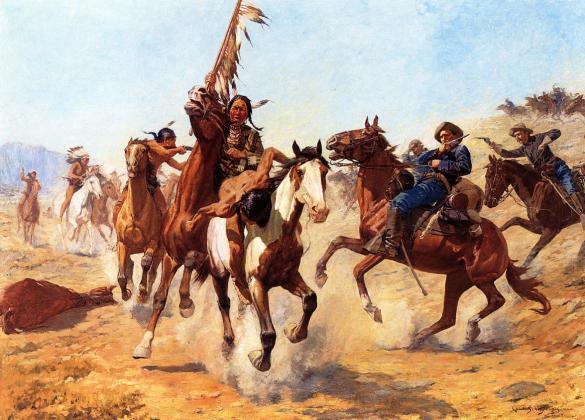 Indios-Vaqueros