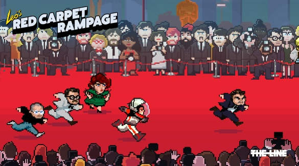 Leo's Red Carpet Rampage