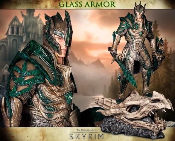 Glass Armor Skyrim