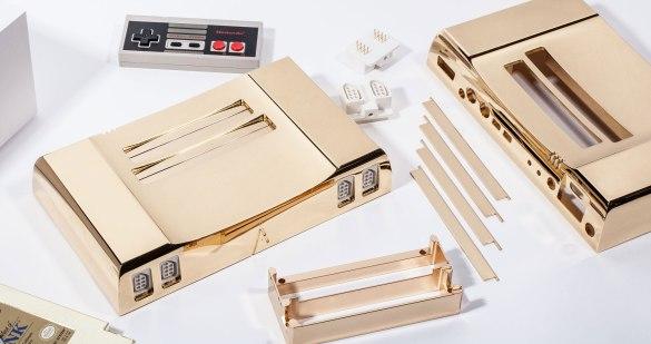 NES oro gold