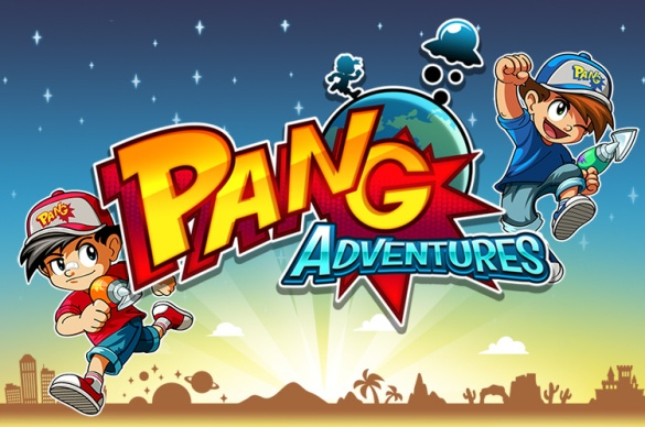 Pang Adventures juego