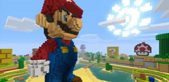 Super Mario Minecraft