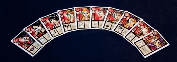 Chronicle juego de mesa